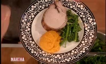 Crown Roast Pork with Winter Squash Puree, Part 2