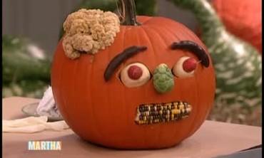 How to Create Halloween Pumpkin Creatures, Part 1