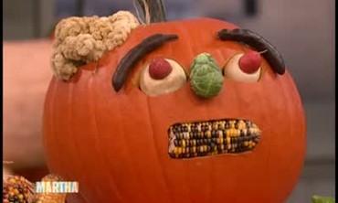 How to Create Halloween Pumpkin Creatures, Part 2
