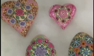 How to Make Different Polymer Clay Bead Patterns