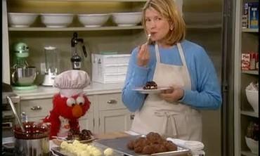 How To Make Ice Cream Balls with Fudge with Elmo
