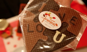 Jacques Torres' Perfect Valentine's Day Chocolates