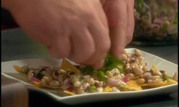 Make-Ahread Louisiana Caviar and Black Eyes Peas