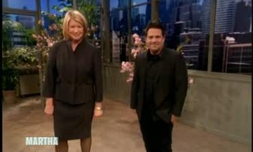 Martha Stewart Interviews Narciso Rodriguez, Pt. 2
