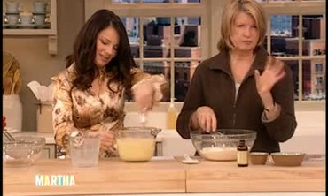 Martha Stewart Shares 32 Chocolate Crepes Recipe