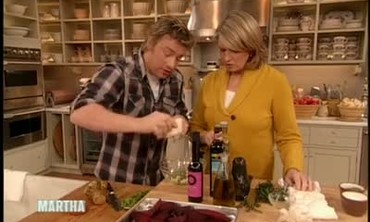 Rib Roast of Beef with Horseradish Recipe, Part 1