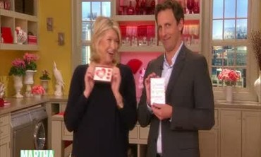 Scratch-Off Valentine's Day Card with Seth Meyers
