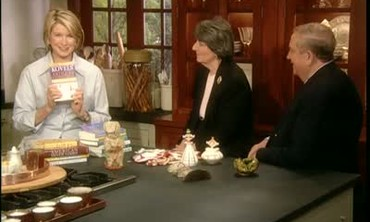 Talking to Antique Experts Ralph and Terry Kovel
