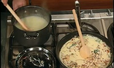 Wild Mushroom And Sausage Frittata Recipe Part 1