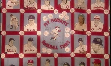 Baseball Folk Art at the American Folk Art Museum