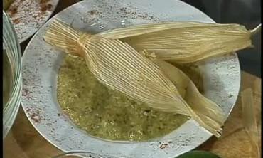 Chorizo Tamales Pork Flautas and Guacamole Part 4