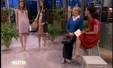 Cynthia Rowley Visit and Fall Fashion Show, Part 2
