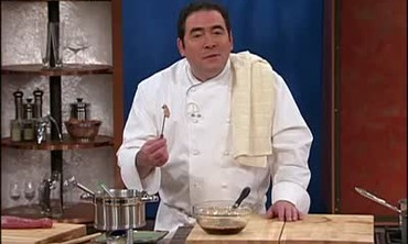 Emeril's Asian Fondue and Sesame-Soy Dipping Sauce