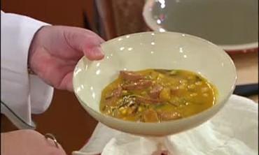 Firehouse Thanksgiving: Butternut Squash Soup Pt 2