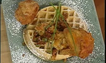 Fried Chicken and Buttermilk Waffle Recipe Part 2