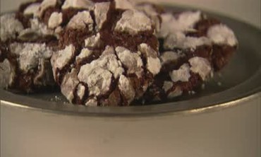 John Barricelli Bakes Chocolate-Espresso Snowcaps