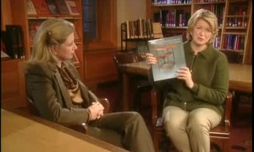 Martha Stewart Discusses The E. W. Godwin Exhibit