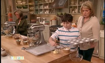 Molten Chocolate Cake Batter with Meredith Vieira