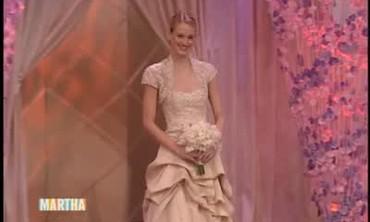 Wedding Dress Fashion Show with Monique Lhuillier