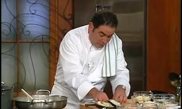 Crabmeat and Shrimp Stuffed Eggplant Recipe Part 1
