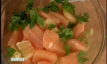 Fennel and Grapefruit Salad with Chef Chris Bianco