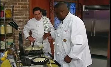 Fried Chicken and Buttermilk Waffles Recipe Part 1