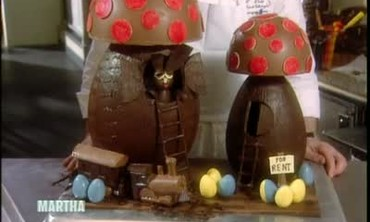 Jacques Torres and His Magnificent Chocolate Bunny