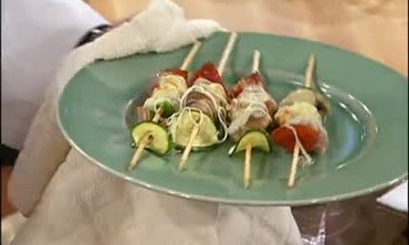 Pizza on a Stick and Jalapeno Spring Roll Wrappers