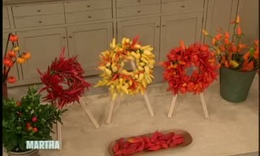 Red Hot Chili Pepper Wreaths with Bill Maltsberger