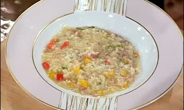 Risotto con Pepperone or Risotto and Sweet Peppers