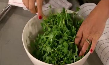 Watercress and Fennel Salad with a Citrus Dressing