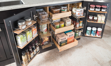 Get Martha Stewart's Tips for Easy Kitchen Organizing