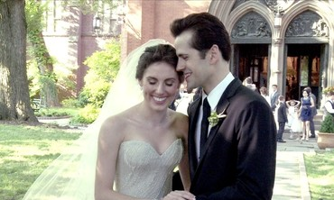 Darcy Miller Helps Plan a Wedding for Two NYCB Dancers