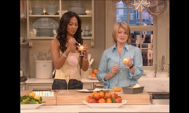 How to Make Champagne Sorbet with Kimora Lee Simmons