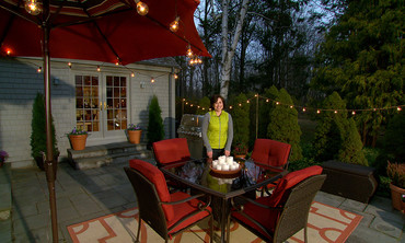 Video Learn Do Lighting Your Patio For Outdoor Entertaining - Lighting for patio