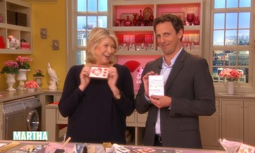 Secret Message Scratch Off Valentines with Seth Meyers