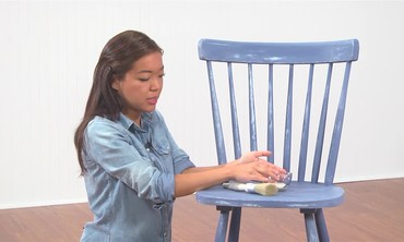 Video: Give Furniture A Distressed Look With Vintage Décor Paint | Martha  Stewart