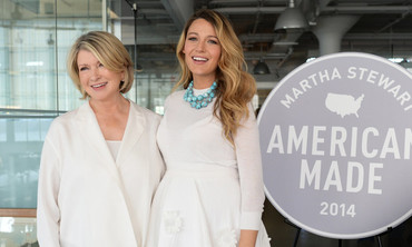 Martha Stewart and Blake Lively Get Real About Life, Business, and Holiday Gift-Giving