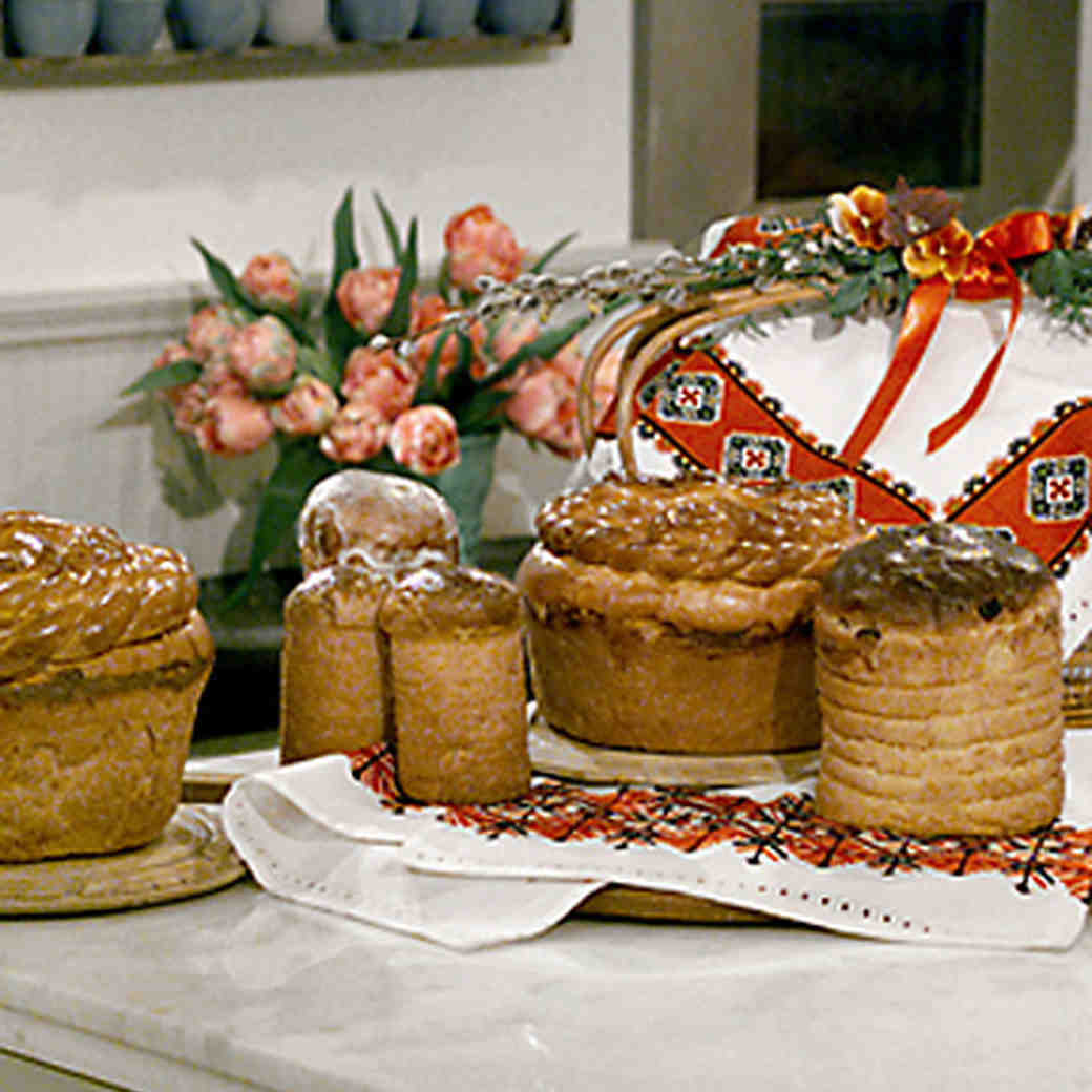 Ukrainian Easter Bread Recipe Martha Stewart