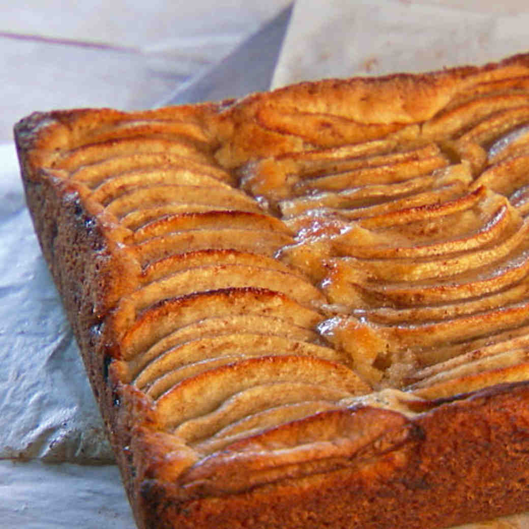 German Apple Cake Recipe Martha Stewart
