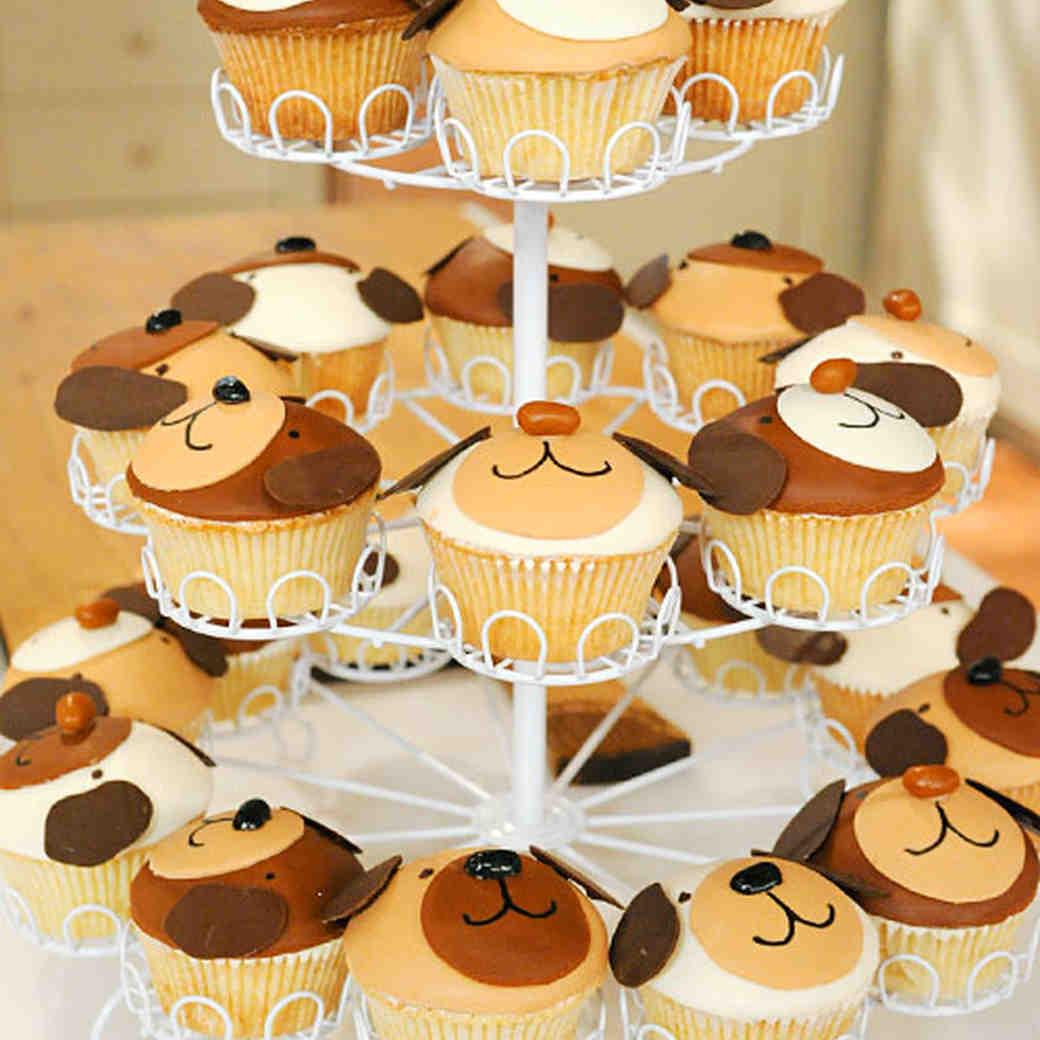 Puppy Cupcakes Recipe Martha Stewart