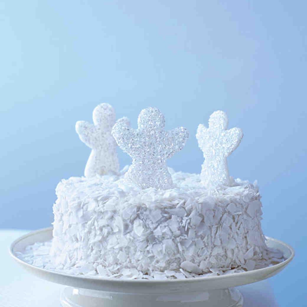 Coconut Angel Food Cake Recipe Martha Stewart