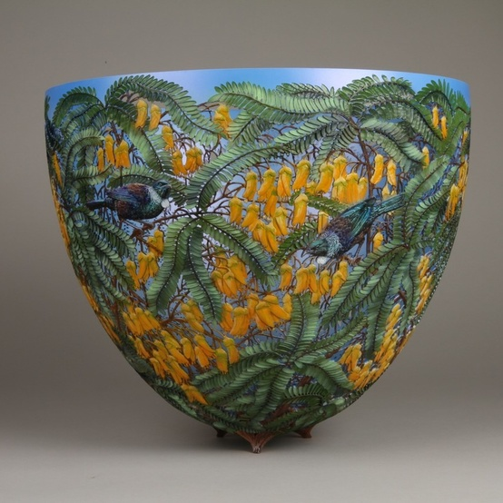 Finished Bowl by Gordon Pembridge