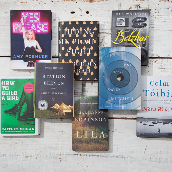 Living Book Club: Our Winter Reading List