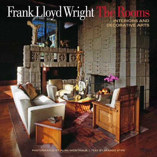 "On Sharkey's Shelf: ""Frank Lloyd Wright: The Rooms"""