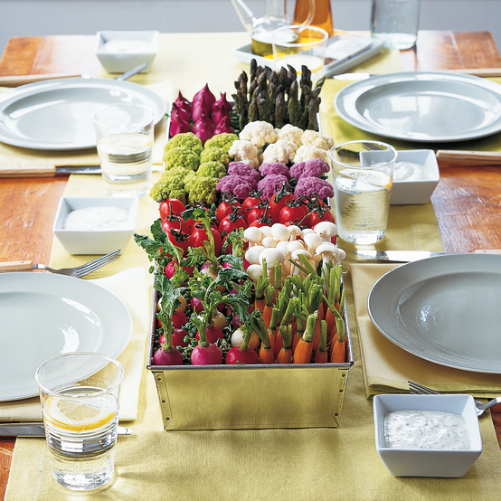 Feast for the Eyes: Market-Inspired Decor and Entertaining Ideas