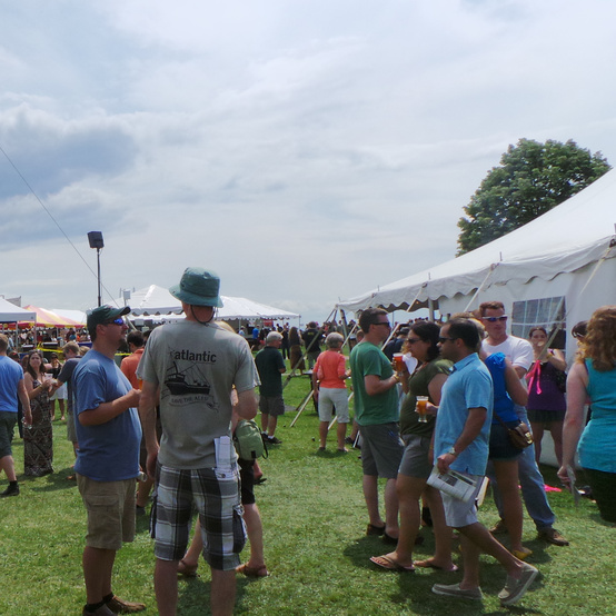Cruising the Vermont Brewers Festival 2014