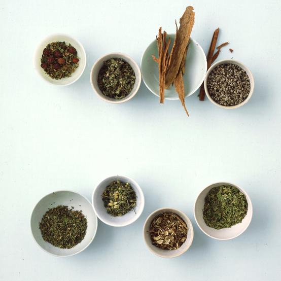 medicinal teas