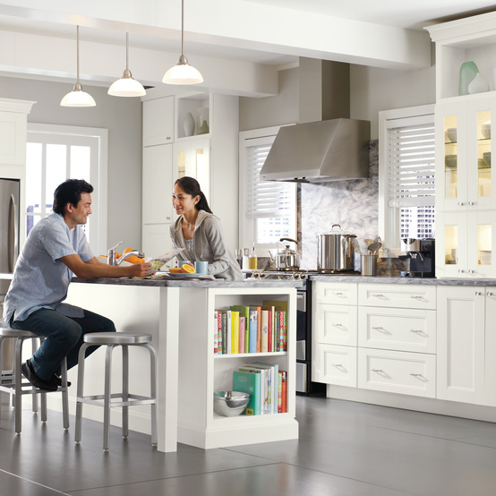 3 Rules of Decorating an Open Kitchen