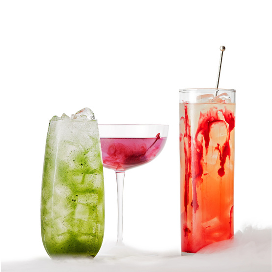 spooky spirits cocktails